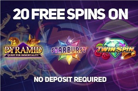 free spins on MV- offiial