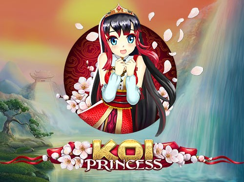 play koi princess slots game online free spins online bingo reviews