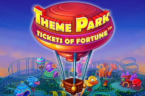 Theme Park: Ticket of Fortune Slots Game Online Bingo Reviews Welcome Bonus Free Spin Cash Bonus